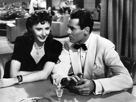 The Lady Eve, Barbara Stanwyck, Henry Fonda, 1941 Foto
