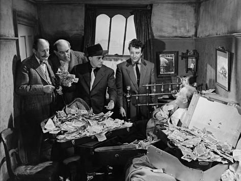 The Ladykillers, 1955 Fotografie-Druck