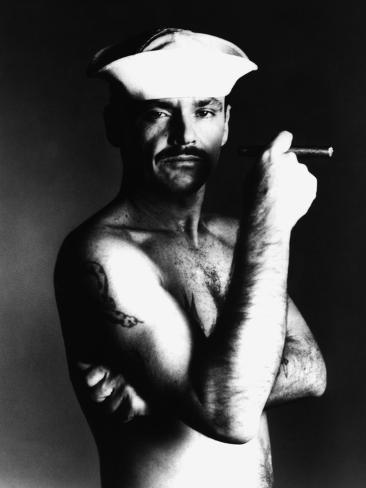 The Last Detail, Jack Nicholson, 1973 Foto
