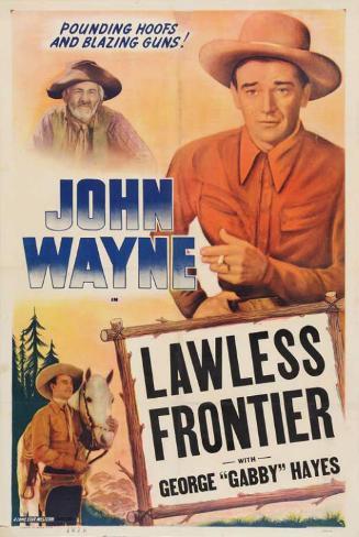 The Lawless Frontier Neuheit