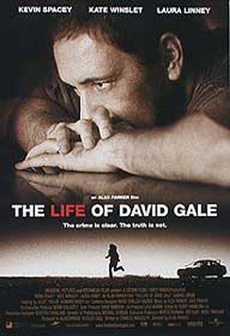 The Life Of David Gale Originalposter
