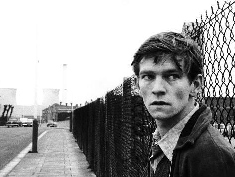 The Loneliness Of The Long Distance Runner, Tom Courtenay, 1962 Foto