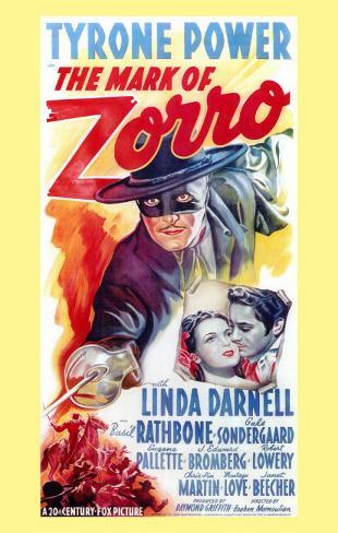 The Mark of Zorro Neuheit