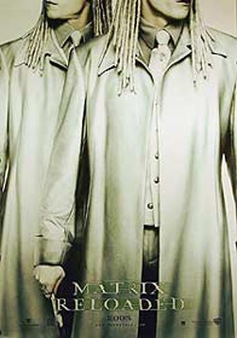 The Matrix Reloaded - Niobe Poster