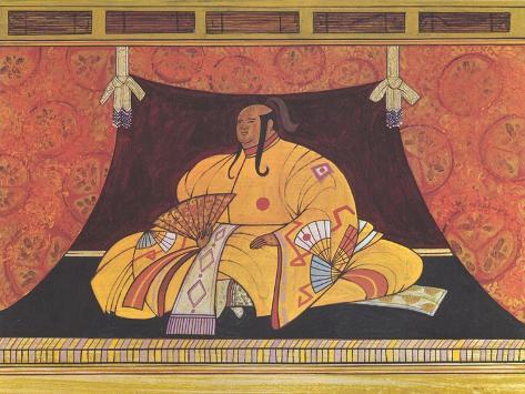 The Mikado, 1967 Kunstdruck