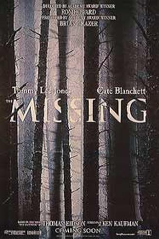 The Missing Originalposter