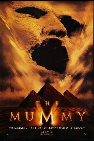 The Mummy, 1999 Kunstdruck
