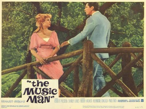 The Music Man, 1962 Kunstdruck