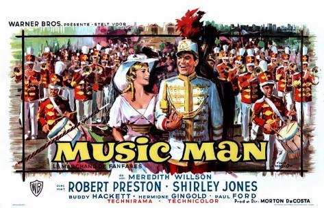 The Music Man Neuheit