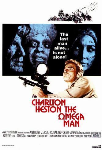 The Omega Man Neuheit