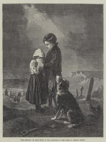 The Orphans Giclée-Druck
