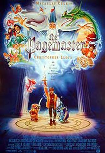 The Pagemaster Originalposter