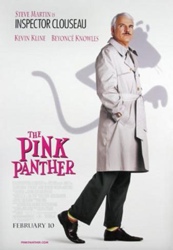 The Pink Panther Originalposter