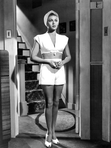 The Postman Always Rings Twice, Lana Turner, 1946 Foto