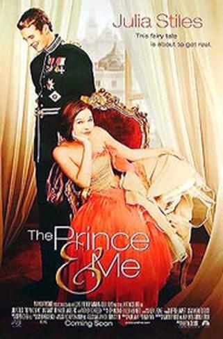The Prince & Me Originalposter