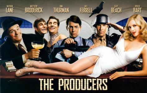 The Producers Neuheit
