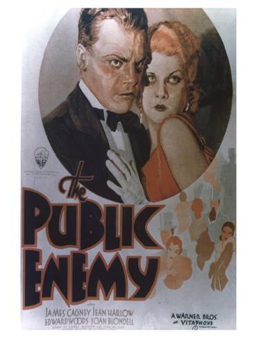The Public Enemy, 1931 Kunstdruck