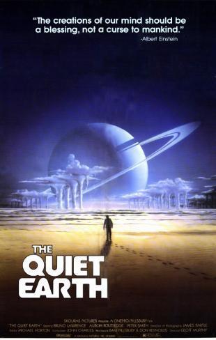 The Quiet Earth Neuheit