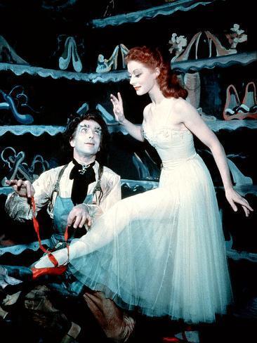 The Red Shoes, Leonide Massine, Moira Shearer, 1948 Foto