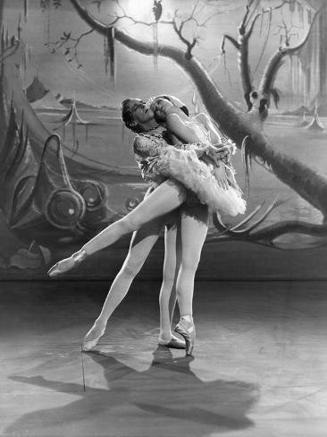 The Red Shoes, Robert Helpmann, Moira Shearer, 1948 Foto