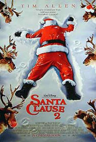 The Santa Clause 2: Mrs. Clause Originalposter