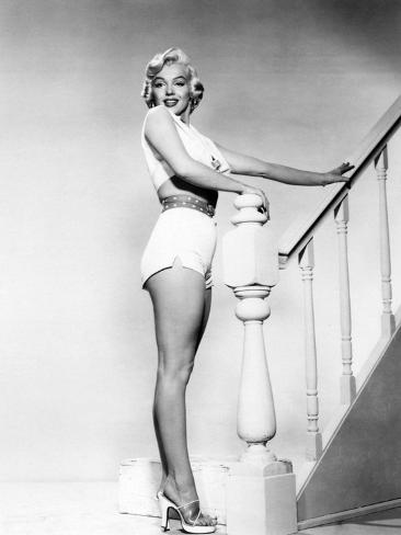 The Seven Year Itch, 1955 Fotografie-Druck