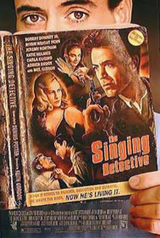 The Singing Detective Originalposter
