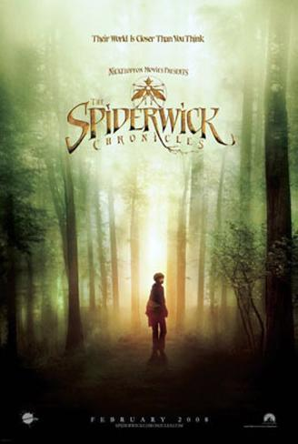 The Spiderwick Chronicles Doppelseitiges Poster