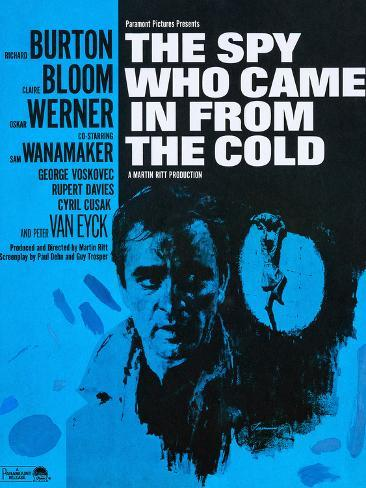 The Spy Who Came in from the Cold Kunstdruck