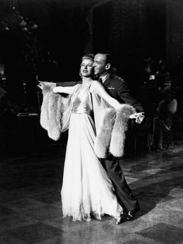 The Story of Vernon and Irene Castle, 1939 Fotografie-Druck