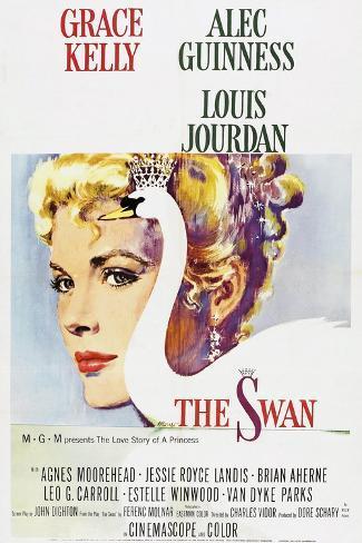 The Swan Kunstdruk