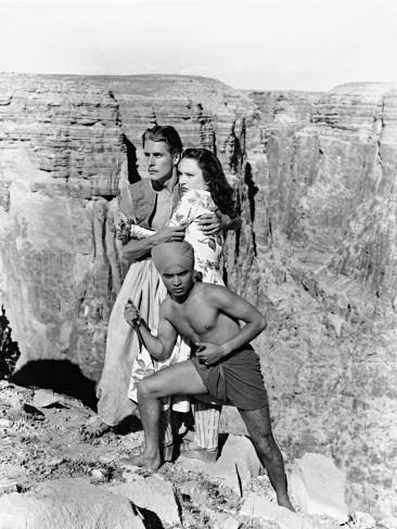 The Thief of Bagdad, 1940 Fotografie-Druck