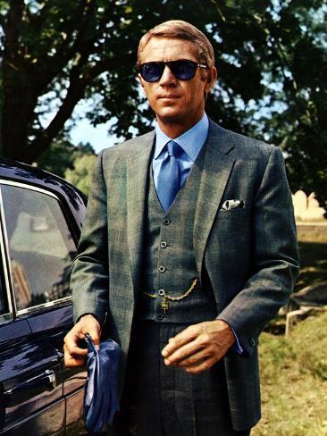 The Thomas Crown Affair, Steve McQueen, 1968 Foto