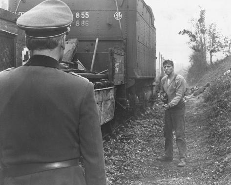 The Train Foto