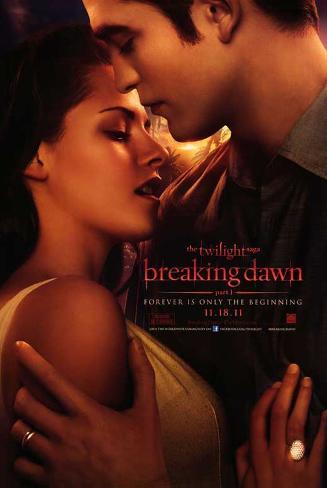 The Twilight Saga: Breaking Dawn - Part 2 Movie Poster Neuheit