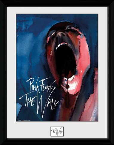 The Wall - Scream Sammlerdruck