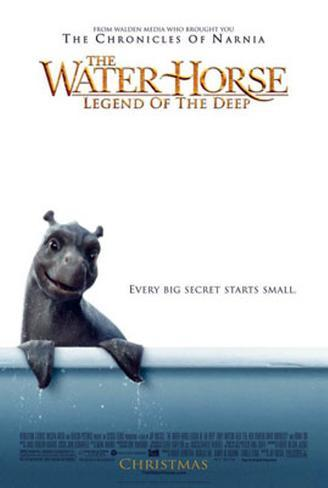 The Water Horse:Legend Of The Deep Originalposter