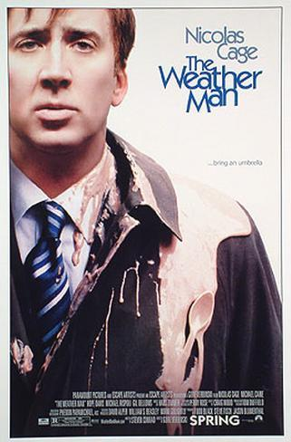 The Weather Man Originalposter