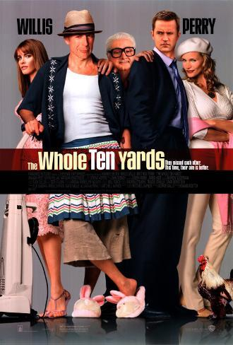 The Whole Ten Yards Originalposter