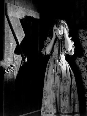 The Wind, 1928 Fotografie-Druck