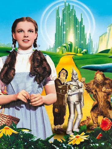 The Wizard of Oz, 1939 Fotografie-Druck