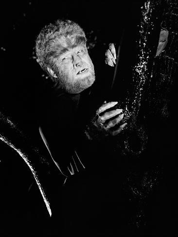 The Wolf Man, 1941 Fotografie-Druck