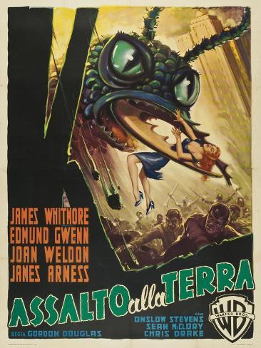 Them!, 1954 Kunstdruck