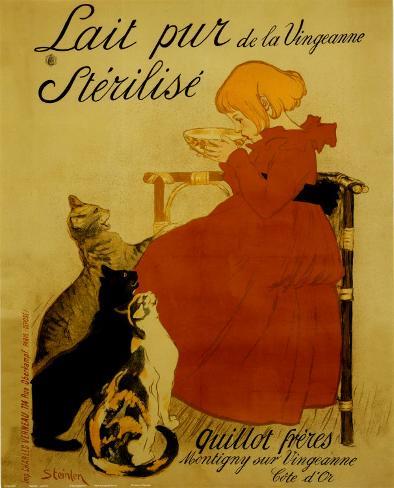 Reine Milch Poster