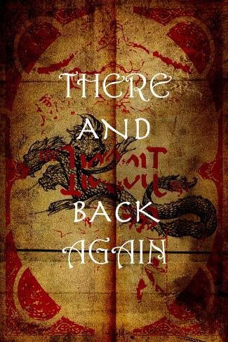 There And Back Again 2 Poster