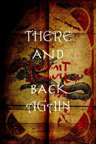 There And Back Again 3 Poster