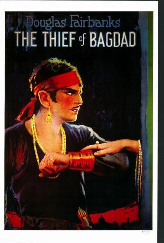 Thief of Baghdad Neuheit