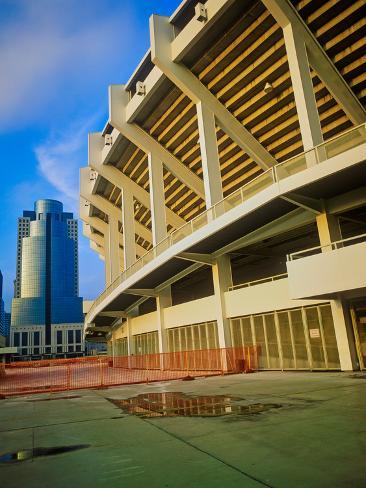 Three Rivers Stadium, Cincinnati, OH Fotografie-Druck