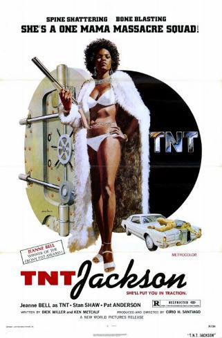 TNT Jackson Neuheit