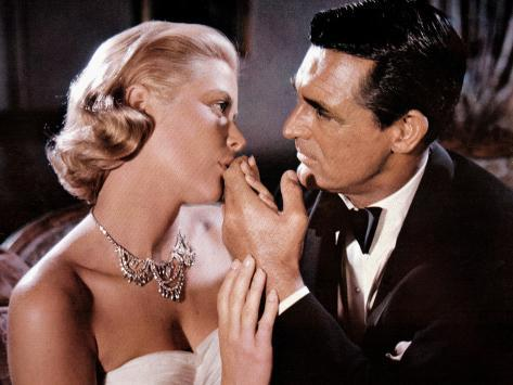 To Catch A Thief, Grace Kelly, Cary Grant, 1955 Foto